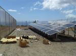 Lanai Hawaii 15KW Photovoltaic Array - FAA 2012